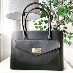 Kate Spade | Halsey Black Tote Bag